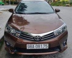 Bán xe Toyota Corolla altis sản xuất năm 2015, màu nâu như mới giá 739 triệu tại Bắc Ninh