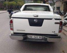 Bán ô tô Nissan Navara đời 2013, màu trắng giá tốt giá 420 triệu tại Hà Nội