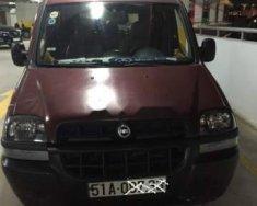 Cần bán gấp Fiat Doblo sản xuất năm 2003, màu đỏ giá 60 triệu tại Tp.HCM