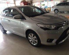 Bán ô tô Toyota Vios 1.5G 2016, màu bạc  giá 525 triệu tại Hà Nội