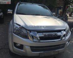 Bán Isuzu Dmax LS 2.5 4x4 MT 2015, màu bạc, xe nhập đẹp như mới, giá 540tr giá 540 triệu tại Hà Nội
