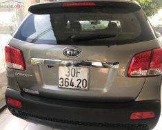 Bán Kia Sorento TXL sản xuất 2009, màu xám, xe nhập giá 650 triệu tại Hà Nội