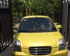 Bán ô tô Kia Picanto 1.1AT 2007, màu vàng, nhập khẩu giá 200 triệu tại Tp.HCM