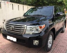 Cần bán xe Toyota Land Cruiser VX 4.6 V8 đời 2014, màu đen, nhập khẩu giá 2 tỷ 580 tr tại Hà Nội