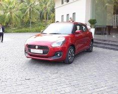 Bán ô tô Suzuki Swift đời 2018, màu đỏ, nhập khẩu nguyên chiếc từ Thái Lan giá 499 triệu tại Hải Phòng