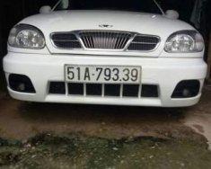 Cần bán xe cũ Daewoo Lanos sản xuất 2004, màu trắng, 110tr giá 110 triệu tại Long An