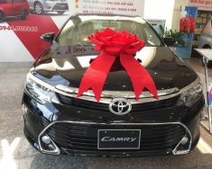 Bán Toyota Camry 2.5Q đời 2018, màu đen giá 1 tỷ 302 tr tại Tp.HCM