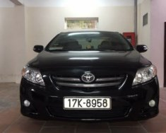 Cần bán Toyota Corolla altis 1.8 MT đời 2009, màu đen  giá 410 triệu tại Thái Bình