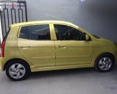 Bán Kia Picanto 1.1AT năm sản xuất 2007, màu vàng, nhập khẩu giá 200 triệu tại Tp.HCM