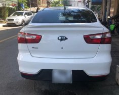 Cần bán gấp Kia Rio 1.4MT 2015, màu trắng, xe nhập   giá 405 triệu tại Khánh Hòa