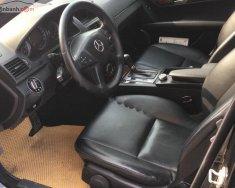 Cần bán lại xe Mercedes C200 năm sản xuất 2007, màu đen giá 410 triệu tại Hà Nội