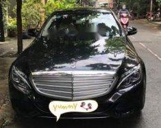 Bán Mercedes C250 sản xuất 2015, màu đen giá 1 tỷ 300 tr tại Tp.HCM