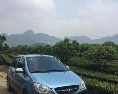Bán ô tô Hyundai Getz 2009, màu xanh lam, nhập khẩu nguyên chiếc  giá 155 triệu tại Hà Nội