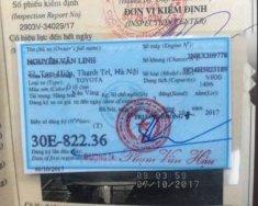 Cần bán gấp Toyota Vios sản xuất 2017 số tự động giá cạnh tranh giá 565 triệu tại Hà Nội