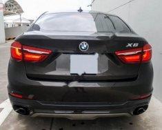 Cần bán lại xe BMW X6 AT đời 2016, màu đen, nhập khẩu nguyên chiếc giá 2 tỷ 990 tr tại Tp.HCM