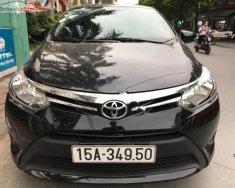 Bán xe Toyota Vios 1.5E sản xuất năm 2017, màu đen  giá 505 triệu tại Hải Phòng