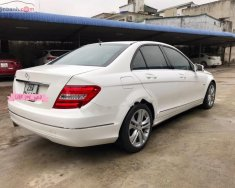 Cần bán lại xe Mercedes C200 đời 2011, màu trắng chính chủ giá cạnh tranh giá 698 triệu tại Hà Nội