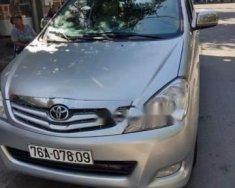 Bán Toyota Innova G sản xuất 2010, màu bạc giá 410 triệu tại Quảng Ngãi