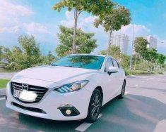 Cần bán lại xe Mazda 3 đời 2016, màu trắng, giá chỉ 585 triệu giá 585 triệu tại Tp.HCM
