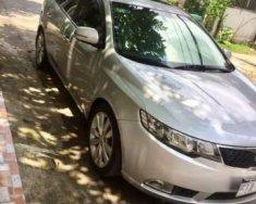 Cần bán Kia Forte năm sản xuất 2011, màu bạc số tự động giá 388 triệu tại Tp.HCM