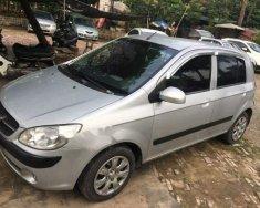Cần bán xe Hyundai Getz 2010, màu bạc, nhập khẩu nguyên chiếc  giá 238 triệu tại Hà Nội