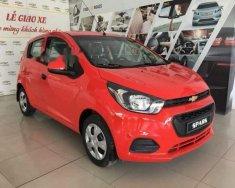 Bán ô tô Chevrolet Spark Duo 2018, màu đỏ giá cạnh tranh giá 259 triệu tại Hà Nội