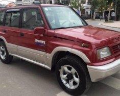 Cần bán xe Suzuki Vitara JLX đời 2005, màu đỏ như mới giá cạnh tranh giá 153 triệu tại Tp.HCM