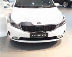 Cần bán Kia Cerato MT sản xuất 2018, màu trắng giá 530 triệu tại Hà Nội