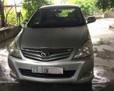 Bán Toyota Innova 2011, màu bạc, giá tốt giá 355 triệu tại Hải Dương