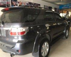 Bán Toyota Fortuner 2.5G đời 2009, màu xám giá 610 triệu tại Hà Nội