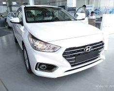 Cần bán Hyundai Accent 1.4 đời 2018, màu trắng, giá chỉ 470 triệu giá 470 triệu tại Kiên Giang