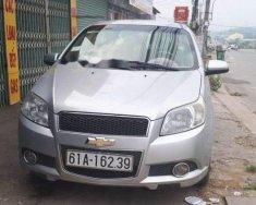 Bán Chevrolet Aveo sản xuất 2014, màu bạc chính chủ giá 285 triệu tại Bình Dương