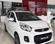 Bán ô tô Kia Morning S đời 2018, màu trắng giá 393 triệu tại Cần Thơ