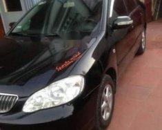 Bán Toyota Corolla altis sản xuất 2002, màu đen, giá tốt giá 225 triệu tại Ninh Bình