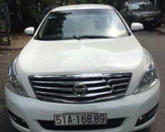 Bán Nissan Teana sản xuất 2011, màu trắng, nhập khẩu   giá 480 triệu tại Tp.HCM