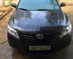 Cần bán gấp Toyota Camry sản xuất năm 2009, màu đen, 700tr giá 700 triệu tại Hà Nội