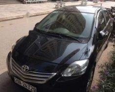 Cần bán lại xe Toyota Vios sản xuất 2011, màu đen chính chủ giá 310 triệu tại Hà Nội