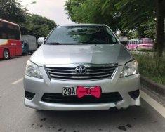 Cần bán Toyota Innova G 2013, màu bạc chính chủ, giá tốt giá 525 triệu tại Hà Nội