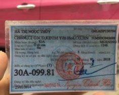 Bán ô tô cũ Kia Morning AT đời 2013, màu hồng giá 235 triệu tại Hà Nội