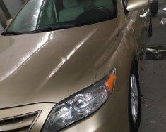 Bán xe Toyota Camry LE đời 2009, màu nâu vàng, nhập khẩu nguyên chiếc giá 820 triệu tại Tp.HCM