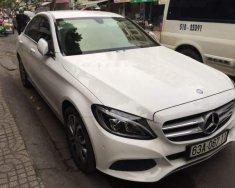 Cần bán lại xe Mercedes C200 năm 2017, màu trắng giá 1 tỷ 350 tr tại Tp.HCM