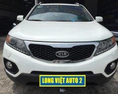 Bán ô tô Kia Sorento GMT 2.4L 2WD sản xuất 2013, màu trắng giá 580 triệu tại Hà Nội