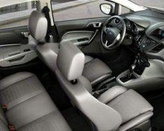Bán ô tô Ford Fiesta Titanium đời 2017, màu xám chính chủ, giá 530tr giá 530 triệu tại Tp.HCM