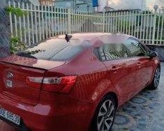 Bán xe Kia Rio đời 2015, màu đỏ, nhập khẩu giá cạnh tranh giá 465 triệu tại Thái Bình