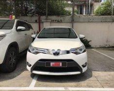 Bán ô tô Toyota Vios G 2016, màu trắng giá 550 triệu tại Tp.HCM