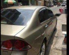 Cần bán Honda Civic sản xuất 2008, màu vàng chính chủ, 380tr giá 380 triệu tại Tp.HCM
