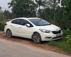 Cần bán lại xe Kia K3 1.6 AT 2014, màu trắng giá 545 triệu tại Hà Nội