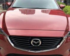 Cần bán Mazda 6 2.0 AT năm sản xuất 2017, màu đỏ  giá 750 triệu tại Hà Nội