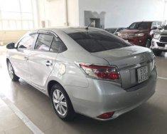 Cần bán xe Toyota Vios G sản xuất năm 2017, màu bạc giá 595 triệu tại Tp.HCM