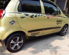 Bán Chevrolet Spark đời 2009, màu xanh lục giá 95 triệu tại Ninh Bình